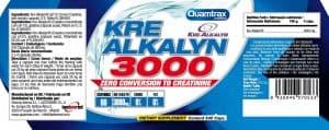 Quamtrax Nutrition Kre-Alkalyn - 240 Capsules