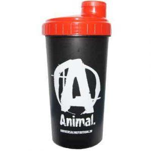 Universal Animal Shake Beker - Rood/Zwart