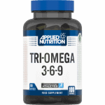 Applied Nutrition Tri-Omega 3-6-9 - 100 Capsules