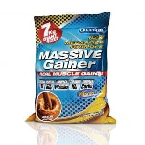 Quamtrax Nutrition Massive Gainer - 7 Kg