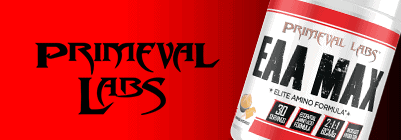 Primeval Labs supplementen