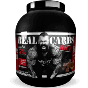 Rich Piana 5% Nutrition Real Carbs Rice - 2200 Gram