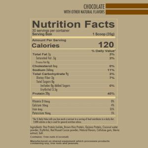 Redcon1 Green Beret Vegan Protein - 990 Gram