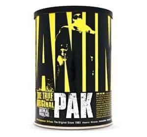 Universal Animal Pak - 30 Paks