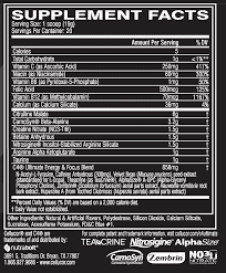 Cellucor C4 Ultimate Pre-Workout - 440 Gram