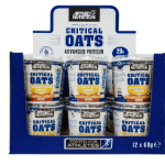 Applied Nutrition Critical Oats - 12 x 60 Gram