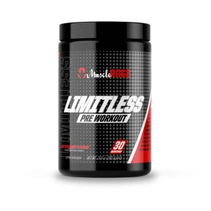 Muscle Rage Limitless Pre-Workout - 385 Gram