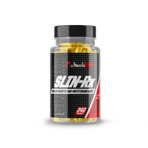 Muscle Rage Slin RX - 240 Capsules
