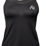 Gorilla Wear Marianna Tank Top - Black/White