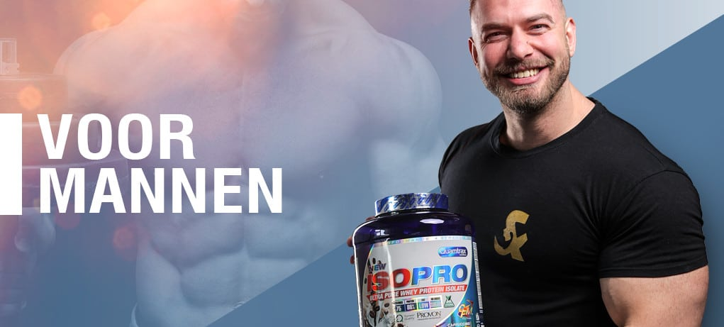 supplementen voor mannen