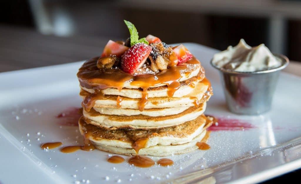 proteïne pancake maken