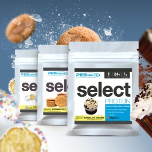 PEScience Select Protein USA Sample Pack