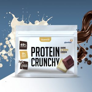 Quamtrax Nutrition Protein Crunchy Sample