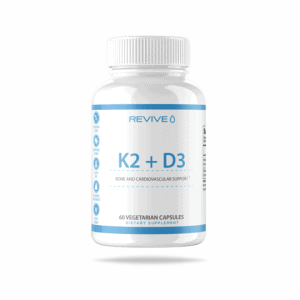 Revive MD K2 + D3 - 60 Capsules