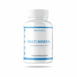Revive MD Multi Mineral - 120 Capsules