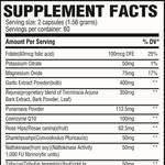 Revive MD Blood Pressure - 120 Veggie Capsules
