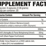 Revive MD Liver - 120 Veggie Capsules