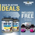 Applied Nutrition Iso Xp Protein + Sicarius + Thermo Burn & Thermolean