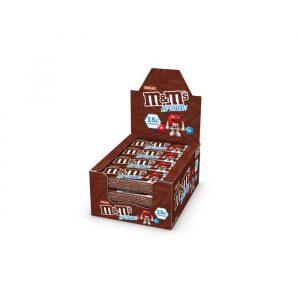 M&M Protein Bar - 12 x 51 Gram