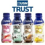 USN Trust Protein Drinks - 6 x 500 ML