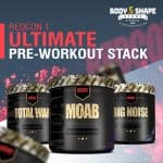 Redcon1 Ultimate Pre-Workout Stack